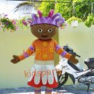 New garden girl Costume cartoon costumes advertising costume school mascot fancy dress