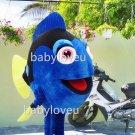 New Nemo Dory fish mascot costume fancy costume cosplay carnival costume