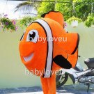 New Nemo fish mascot costume fancy costume cosplay carnival costume