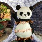 Cheap New wedding Panda Bear Mascot Costume Fancy Dress Adult Size