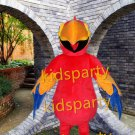 New Big mouth parrot Mascot Costumes Christmas Halloween Outfit Fancy Dress Suit Free Shipping