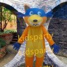 new high quality walking fox mascot costumes Free Shipping