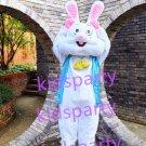 New Easter rabbit mascot costume fancy costume fancy dress carnival costume