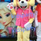 New dog mascot costume fursuit bear fancy dress carnival costume