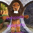 New high quality lion mascot costume lion fursuit mascot Free Shipping
