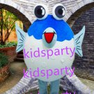 New fish mascot costume Fancy Dress Halloween party costume Carnival Costume