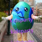 New Earth mascot costume Fancy Dress Halloween party costume Carnival Costume