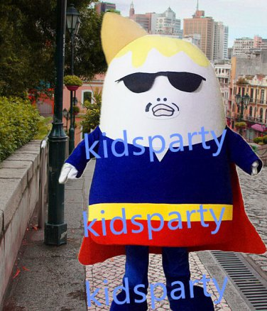 New Superman Monsters mascot costume Fancy Dress Halloween party costume Carnival Costume
