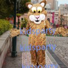 New Leopard Tiger mascot costume Fancy Dress Halloween party costume Carnival Costume