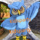 New owl mascot costume Fancy Dress Halloween party costume Carnival Costume