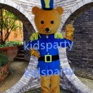 New bear mascot costume Fancy Dress Halloween party costume Carnival Costume