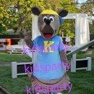 New kangaroo mascot costume Fancy Dress Halloween party costume Carnival Costume