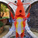 New Shrimp mascot costume Fancy Dress Halloween party costume Carnival Costume
