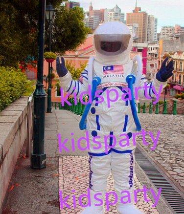 New Space suit mascot costume Astronaut mascot costume Fancy dress party