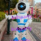 New robot mascot costume Fancy Dress Halloween party costume Carnival Costume