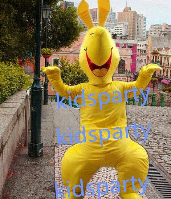 new walking disguise kangaroo mascot costumes christmas Halloween costume
