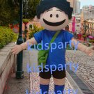 new walking disguise happy boy mascot costumes christmas Halloween costume