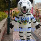New white tiger mascot costumes  fursuit christmas Halloween costume