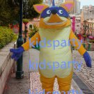 New fox mascot costumes  fursuit christmas Halloween costume