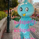New blue water drop mascot costumes  fursuit christmas Halloween costume