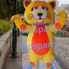 New Fortune Cat Mascot Costume Mascot Parade Quality Clowns Birthdays Fancy dress party