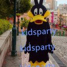 New black duck Mascot Costume Mascot Parade Quality Clowns Birthdays Fancy dress party