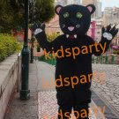 New black bear Mascot Costume Mascot Parade Quality Clowns Birthdays Fancy dress party
