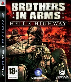 BROTHERS IN ARMS HELL HIGHWAY PS3 SONY PLAYSTATION 3