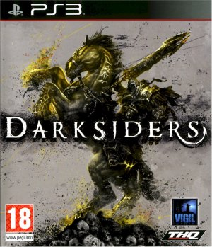 DARKSIDERS PS3 SONY PLAYSTATION 3