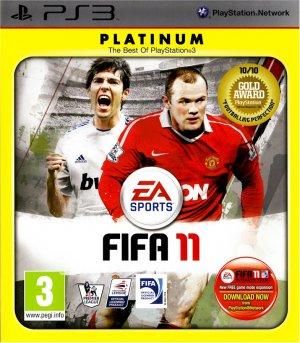 FIFA 11 PS3 SONY PLAYSTATION 3