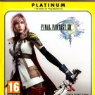 FINAL FANTASY XIII PS3 SONY PLAYSTATON 3