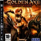 GOLDEN AXE BEAST RIDER PS3 SONY PLAYSTATION 3
