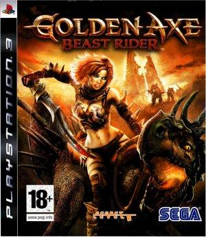 GOLDEN AXE BEAST RIDER PS3 SONY PLAYSTATION 3