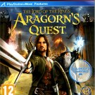 LORD OF THE RINGS: ARAGORNS QUEST PS3