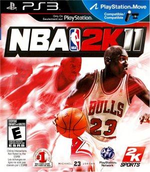 NBA 2K11 (PS3) SONY PLAYSTATION 3