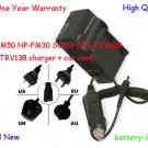 Charger fit NP-FM50 NP-FM30 SONY CCD-TRV608 CCD-TRV138