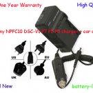 NP-FC11 Battery Charger For Sony NPFC10 DSC-V1 P7 P2 P5