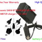 Charger for Panasonic DMW-BTC9 DEA99 DE-A99B DMWBTC9