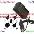 DMW-BCF10 Charger for Panasonic Lumix DMC-FH1 DMC-FH3 DMC-FH20 DMC-FH22 CGA-S009