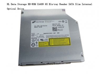 HL Data Storage BD-ROM CA40N 6X Blu-ray Reader SATA Slim Internal Optical Drive