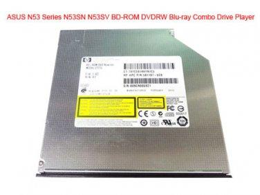 ASUS N53 Series N53SN N53SV BD-ROM DVDRW Blu-ray Combo Drive Player