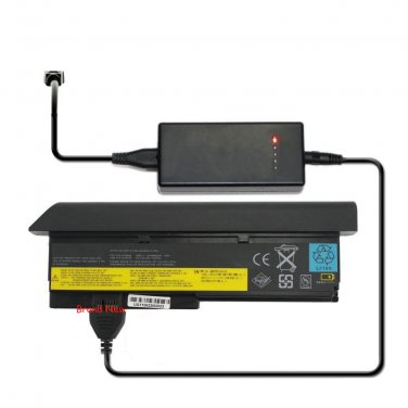 External  Battery Charger F Lenovo ThinkPad T510 ThinkPad T510i ThinkPad T520 ThinkPad W510  W520