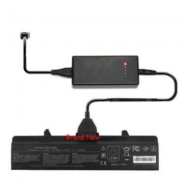 External Laptop Battery Charger for Dell W356P W358P Studio 1450 Studio 1457 Studio 1458