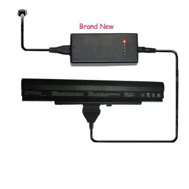 External Laptop Battery Charger for Asus U43J U43JC U52 U52F U53 U53F U53J U53JC UL30 UL30A