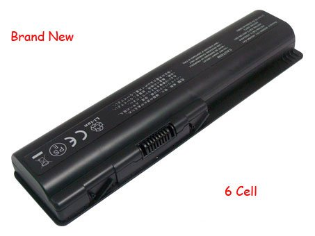 Battery for HP COMPAQ 498482-001 513775-001 516915-001 EV06055 HSTNN-CB72
