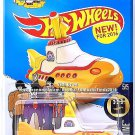 Hot Wheels - The Beatles Yellow Submarine: HW Screen Time #5/5 - #225/250 (2016)