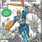 Sectaurs #1 (1985) *Copper Age / Marvel Comics / Warriors Of Symbion*