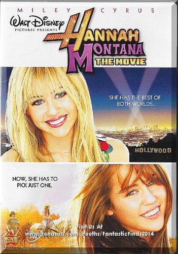 DVD - Hannah Montana: The Movie (2009) *Miley Cyrus / Emily Osment / Disney*