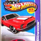 Hot Wheels - '68 Shelby GT500: HW Performance #245/250 (2013) *Red Edition*