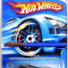 Hot Wheels - Sinistra: Collector #188 (2006) *Black Edition / PR5 Wheels*